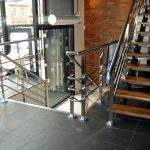 Blah bar Barnsley Polished Stainless balustrades.