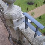 English Heritage handrailing